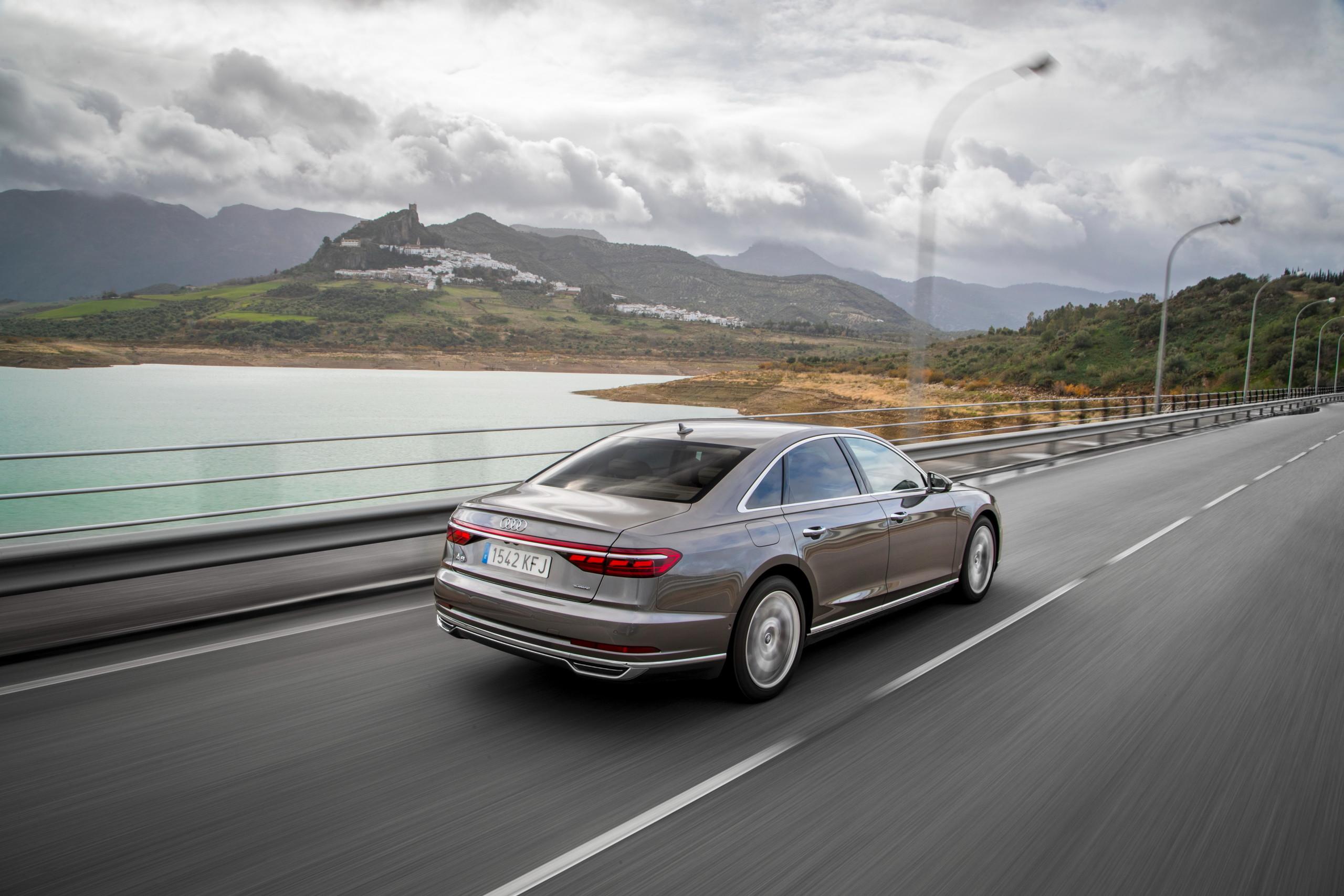 Foto de Audi A8 2018 (presentación) (43/81)
