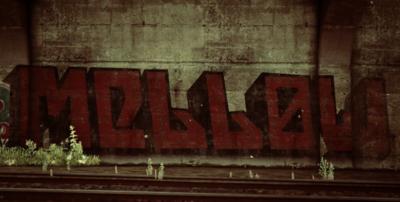 GTA V - este pequeño corto nos muestra los graffitis de Los Santos