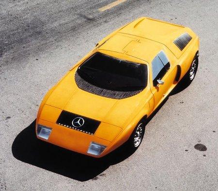 Mercedes-Benz C 111 (parte 1)