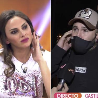 """Kiko Rivera entra en directo en 'Viva la vida' al ver a Irene Rosales rota de dolor (y llorando): """"la culpable de todo eres tú, mamá"""""""
