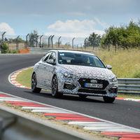 El Hyundai i30 N Fastback, cada día más cerca: lo veremos antes de finales de año