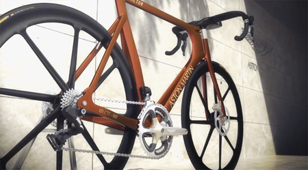La bicicleta de Aston Martin costará 31.000 euros
