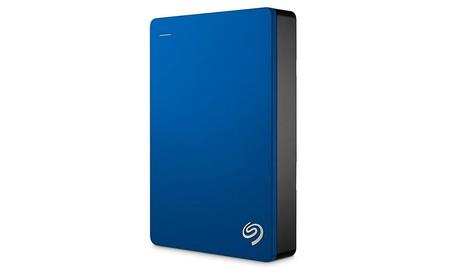 El Seagate Backup Plus Slim con 5 TB de capacidad, hoy te sale en Amazon por sólo 145,90 euros