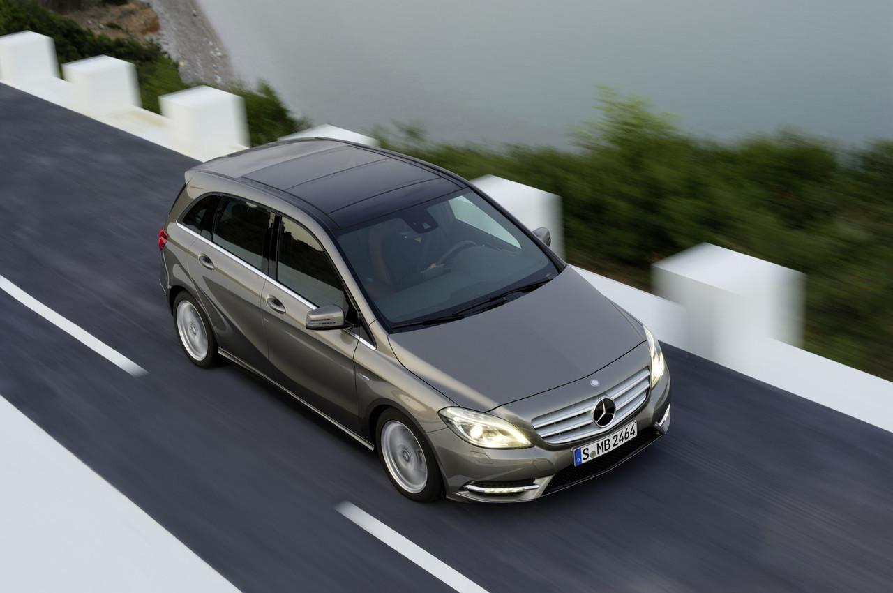 Foto de Mercedes-Benz Clase B (43/104)