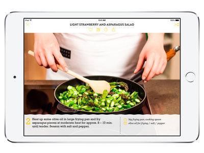 Las mejores apps del 2017 para la cocina