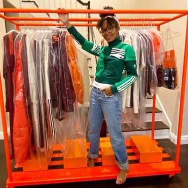 Beyoncé le regala a Yara Shahidi la colección completa de Adidas x Ivy Park, y el resultado es así de alucinante
