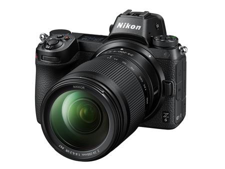 Nikkor Z24 200 4 63 En Nikon Z6