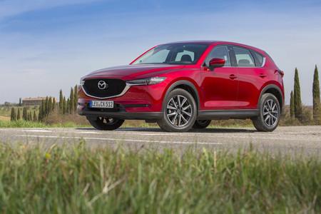 Mazda CX-5, toma de contacto