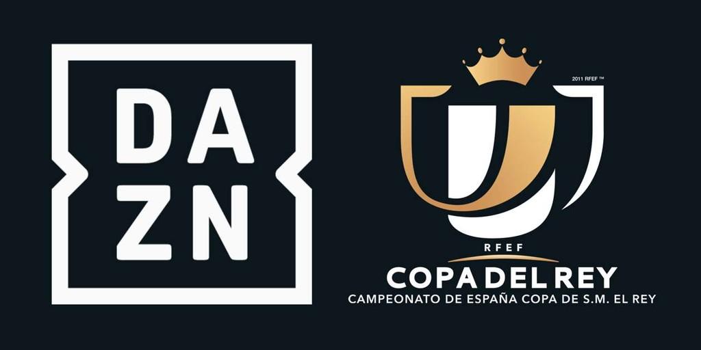 DAZN se queda con la Copa del Rey las próximas tres temporadas: estos son los primeros 16 partidos que emitirán