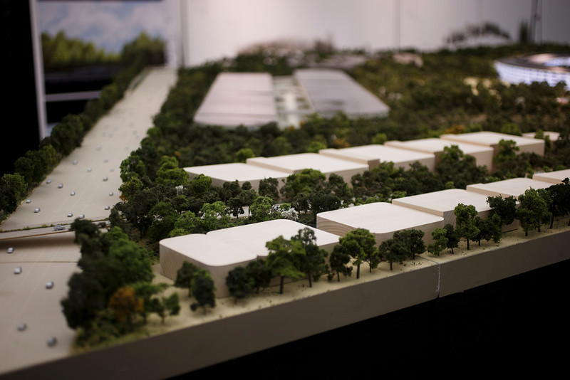 Foto de Maqueta del Campus 2 de Apple (17/22)