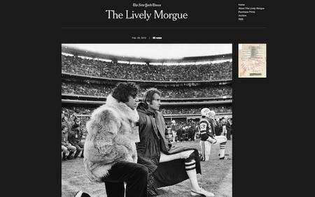 The New York Times muestra millones de fotos de su archivo