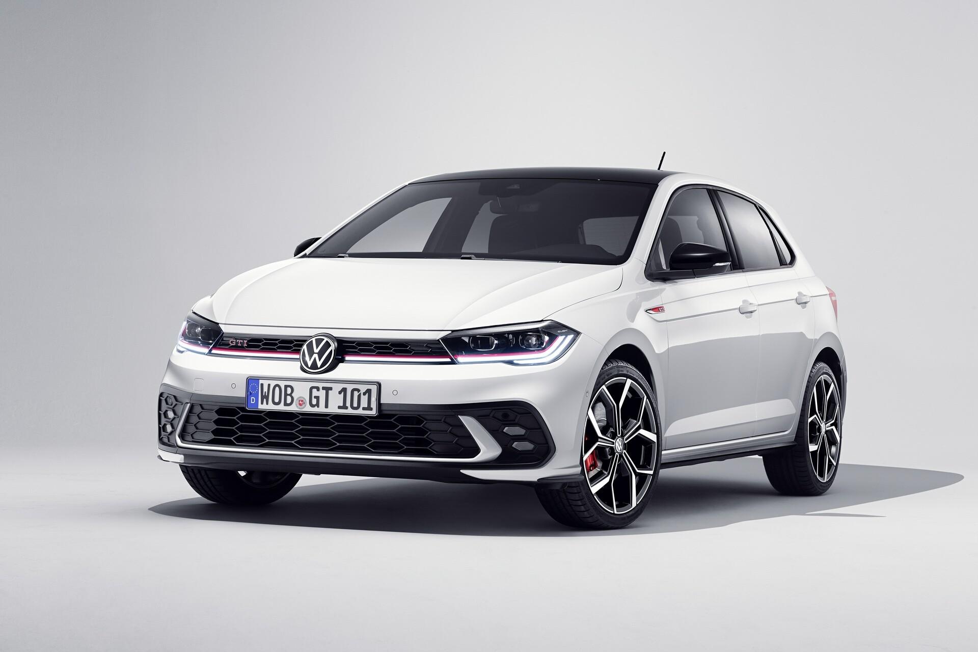 Foto de Volkswagen Polo GTI 2022 (1/17)