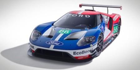 Alucinante vídeo del desarrollo del esperado Ford GT