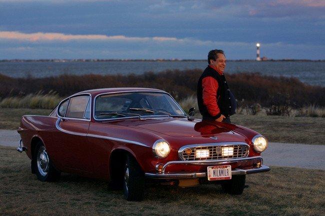 Irv Gordon y su Volvo P1800