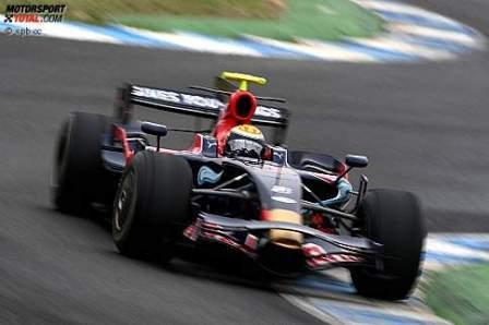Sebastien Buemi es el más rápido el primer día en Jerez