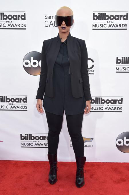 Amber Rose Billboard 2014 mejor vestidas