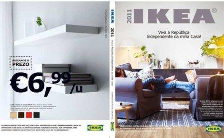 El catálogo de Ikea en gallego