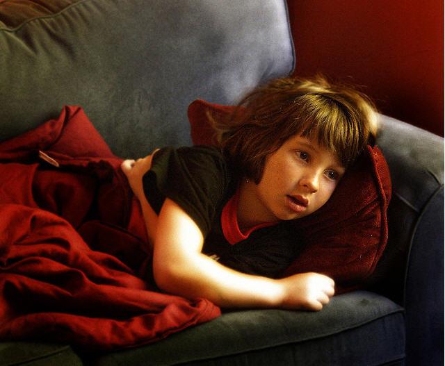 Ver la tele antes de dormir