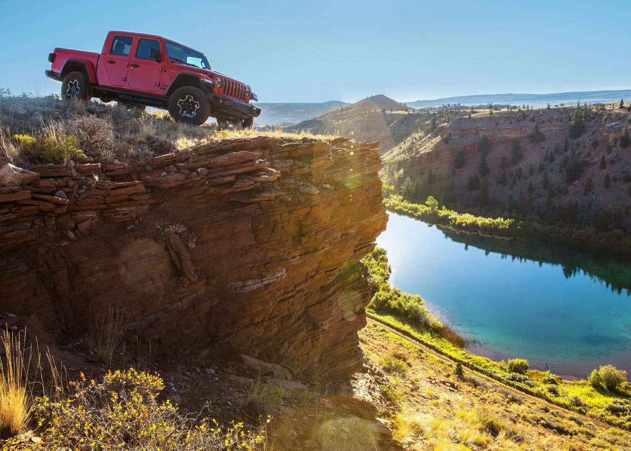 Foto de Jeep Gladiator 2020 (41/51)