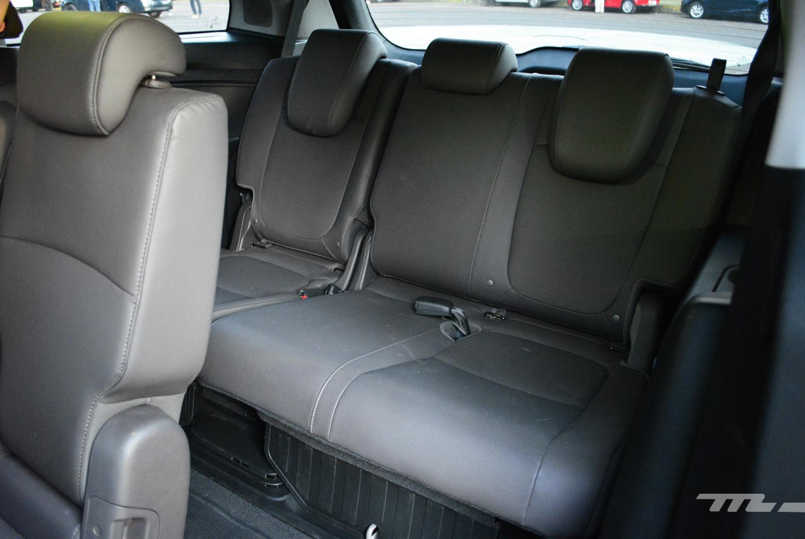 Foto de Honda Odyssey (prueba) (16/18)