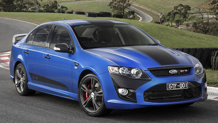 FPV GT F, lo último de Ford Performance Vehicles