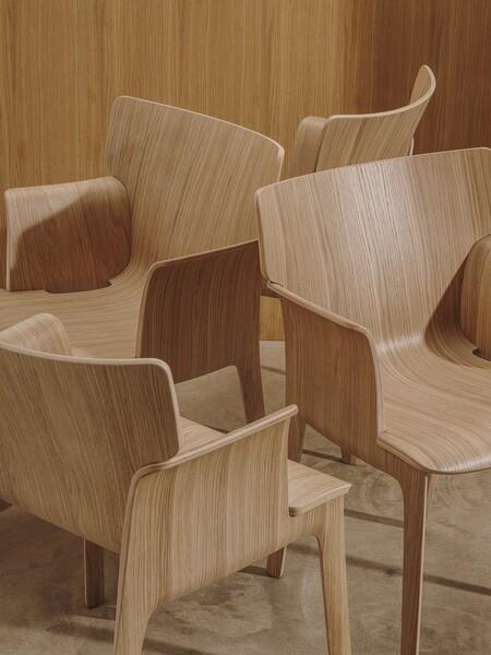 Andreu World Philippe Starck Adela Rex 5