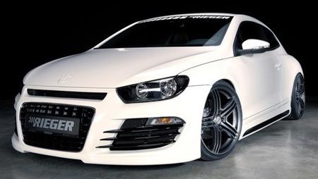 Volkswagen Scirocco por Rieger