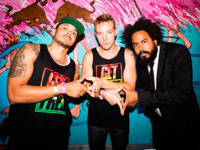 'Powerful' y Ellie Goulding: otro poderoso motivo para hacerse con Peace Is The Mission de Major Lazer