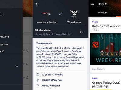 Yahoo lanza su aplicación de eSports para Android