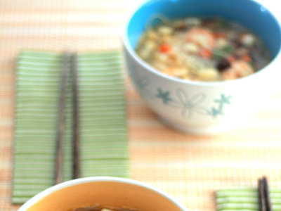 Cinco sopas orientales sorprendentes