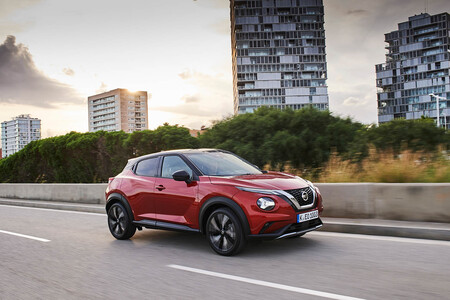 Nissan Juke prueba