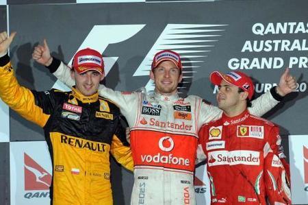 Fernando Alonso: Mis rivales han quedado por detrás