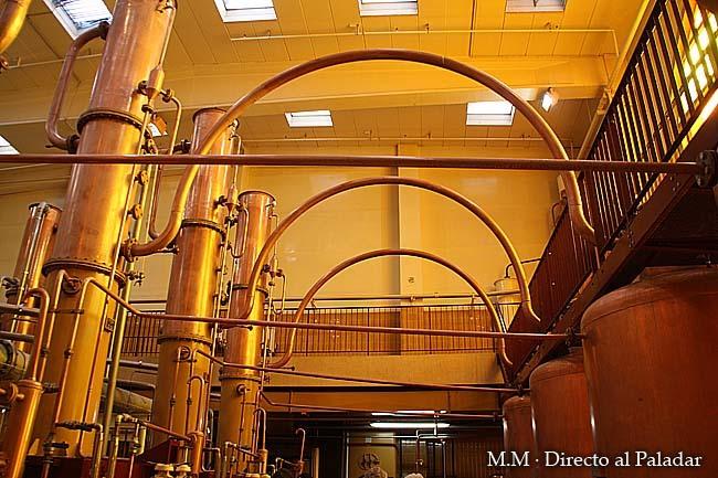 Factoría Cointreau