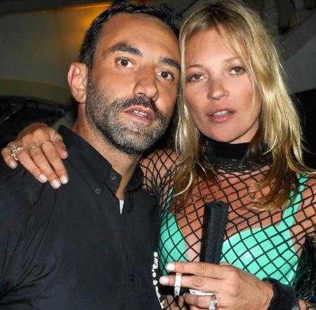 La gran fiesta de cumpleaños de Riccardo Tisci en Ibiza