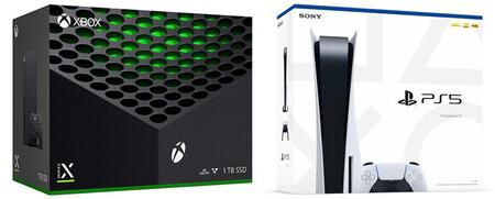 Xbox Series X y PlayStation 5 de oferta para Navidad en Amazon México