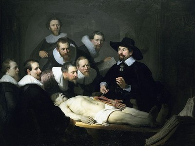 Memento mori: el teatro de los huesos de Ámsterdam (y más huesos en Roma y Berlín)