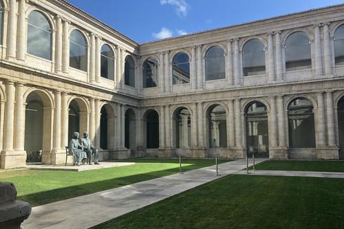 El Museo Patio Herreriano de Valladolid