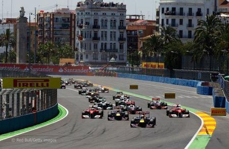 Mi Gran Premio de Europa 2011: la carrera más sosa del año