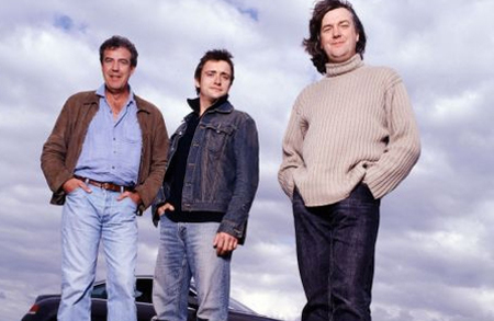Top Gear y el culto a la TV