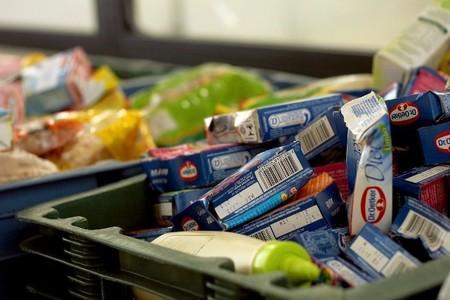 alimentos desperdiciados