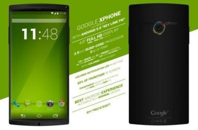 Android 5.0 y un dispositivo Google X aparecen sorpresivamente en AnTuTu