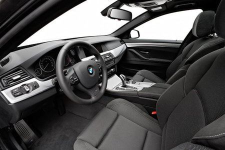 BMW Serie 5 paquete M interior