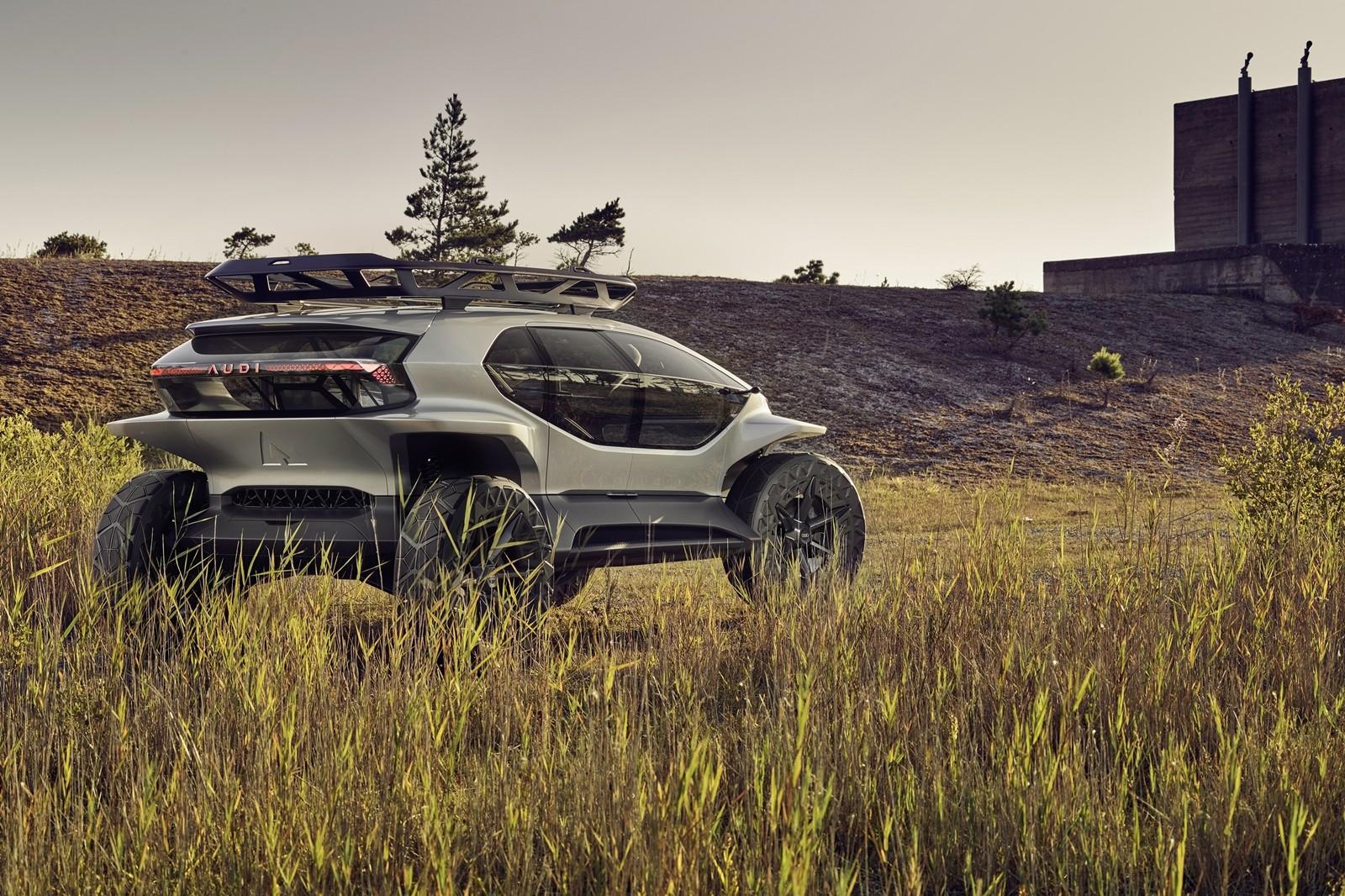 Foto de Audi AI:trail quattro 2019 (17/32)