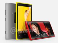 Se filtran el Nokia Lumia 920 con PureView y el Nokia Lumia 820 (ACTUALIZADO)