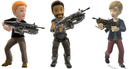 Se acabaron las armas en los avatares de Xbox Live