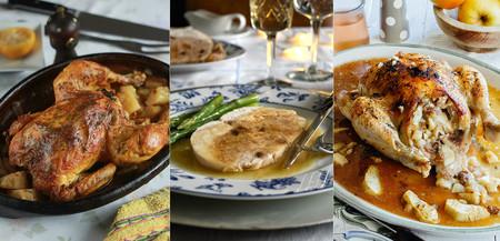 Siete recetas de pollo relleno deliciosas y especiales