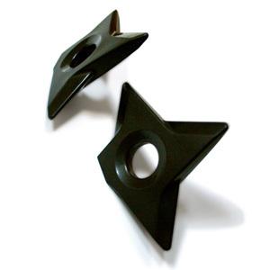 Imanes de estrella ninja