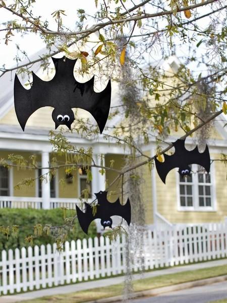 Simpáticos murciélagos
