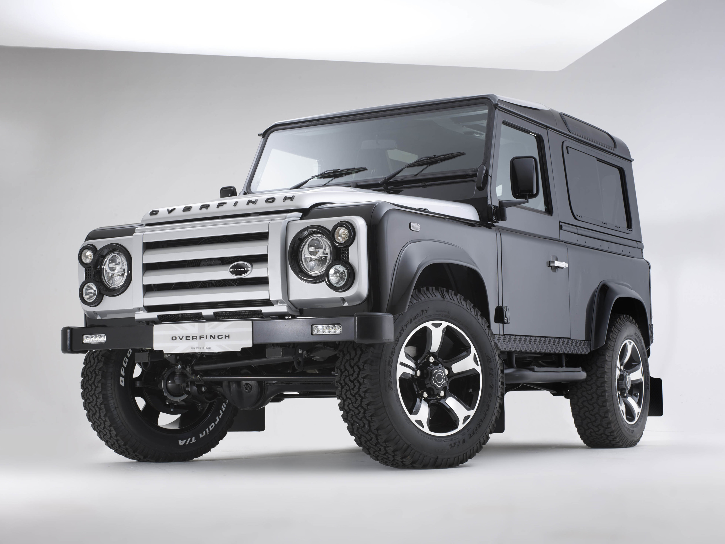 Foto de Overfinch Defender 40th Anniversary (1/19)