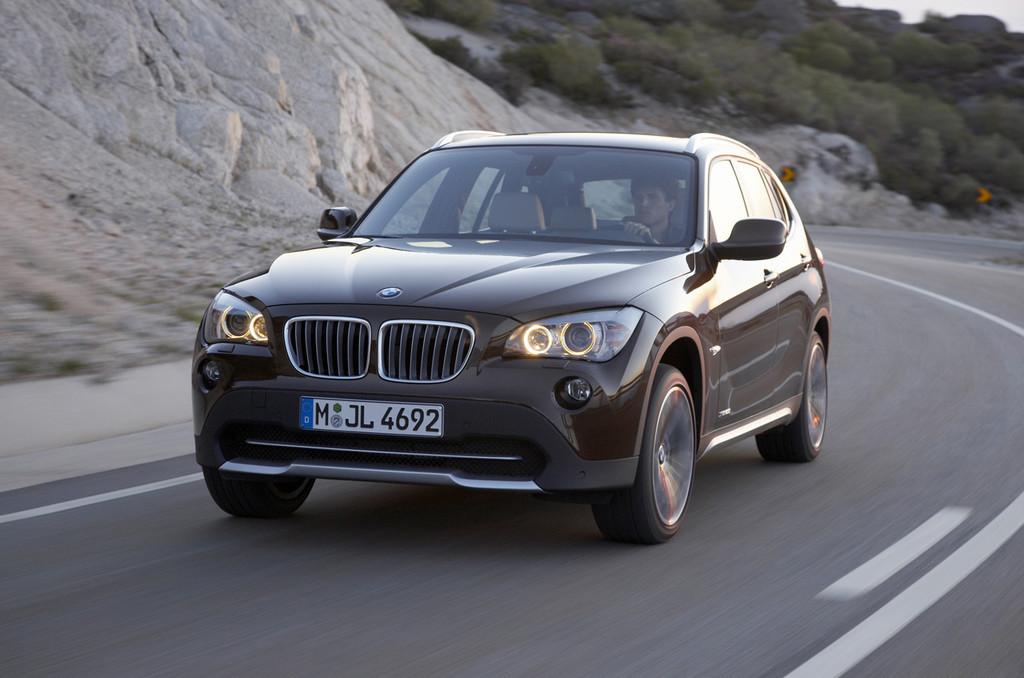 Foto de BMW X1 (103/120)